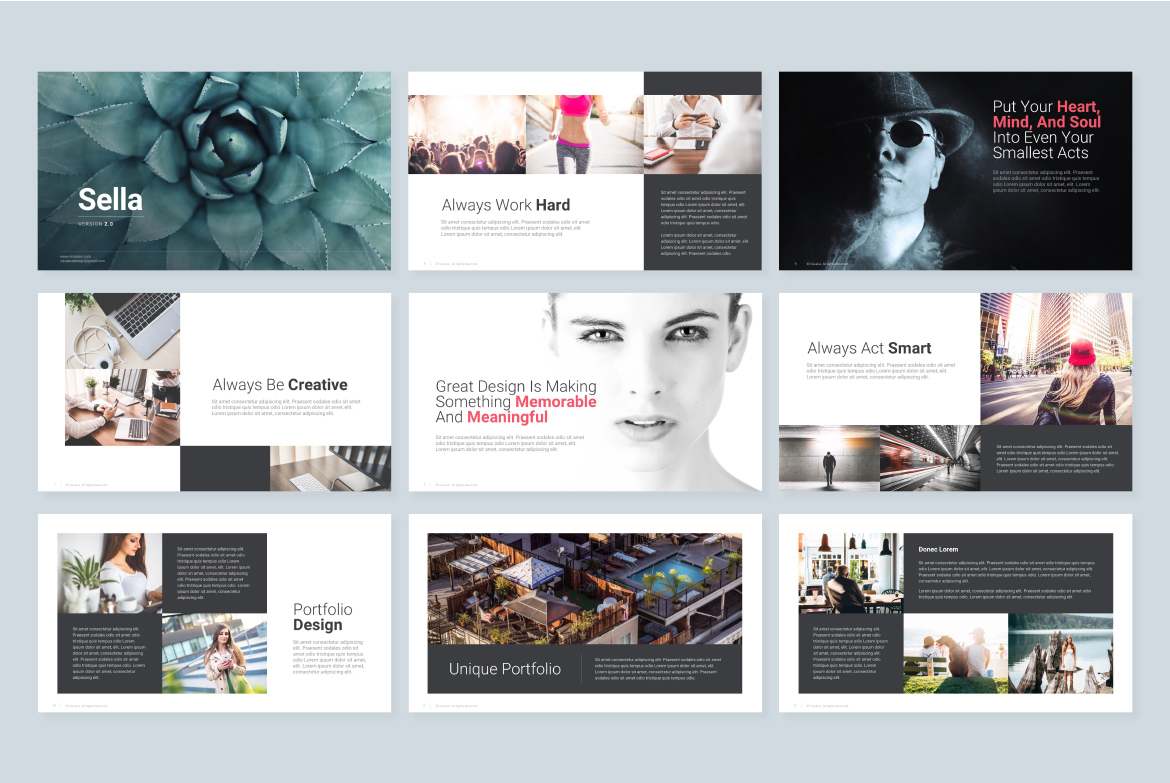 demoversie van powerpoint template 74750