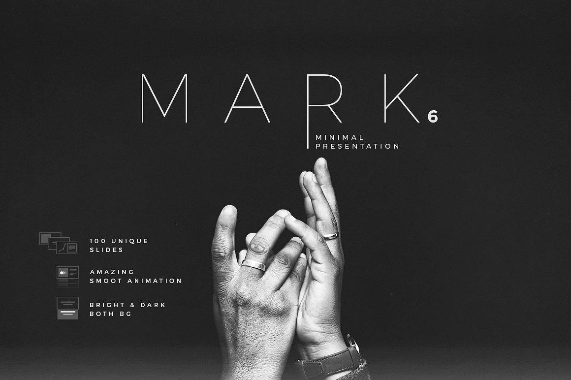 Mark06 minimal powerpoint template vizualus 0001 55 toneelgroepblik Images