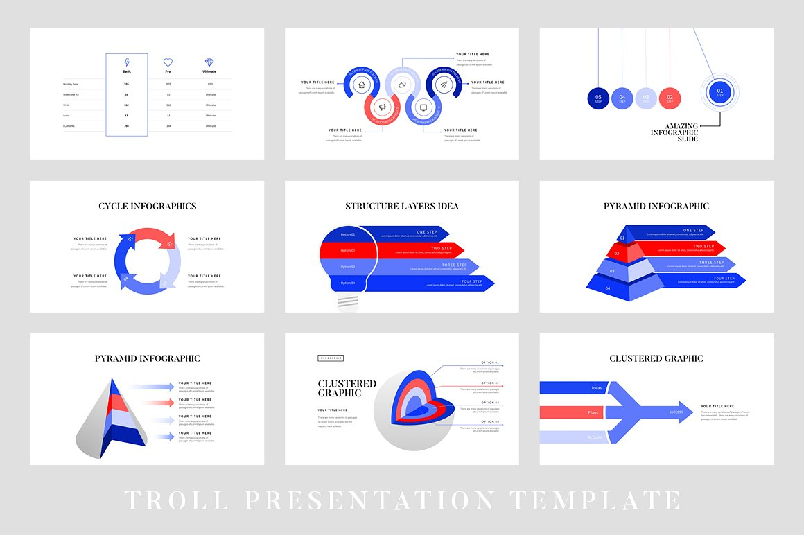 Troll powerpoint template vizualus home powerpoint templates troll powerpoint template alramifo Images